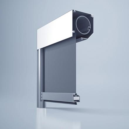 Zip screen sonnenschutz